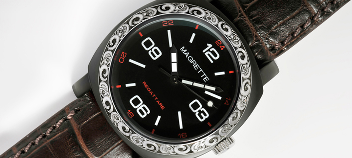 Magrette watch
