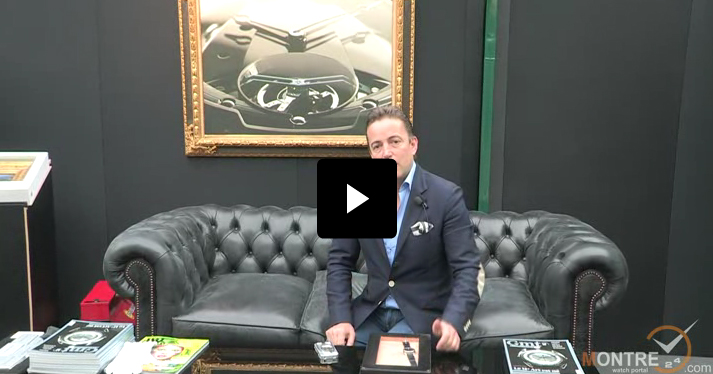 De Bethune watches presentation at BaselWorld 2012