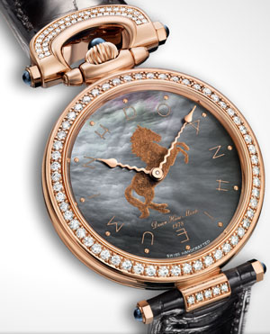 Bovet Art (ref. Feurier 39 Gold Hourse)