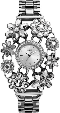 "Guess ""Snowdrop"" watch"