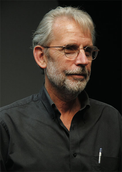 sound designer and film editor Walter Murch