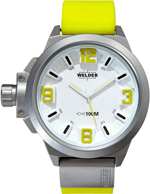 Youth watch Welder