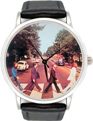 The Beatles Abbey Road watch