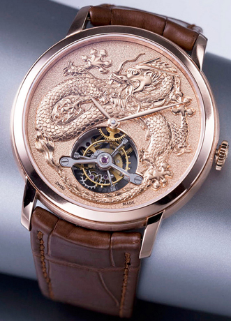 Jules Audemars the Year of Dragon Tourbillon