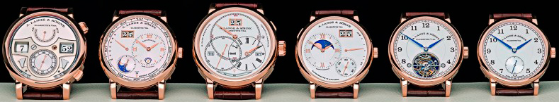 """World Tour"" of novelties by A. Lange & Söhne!"