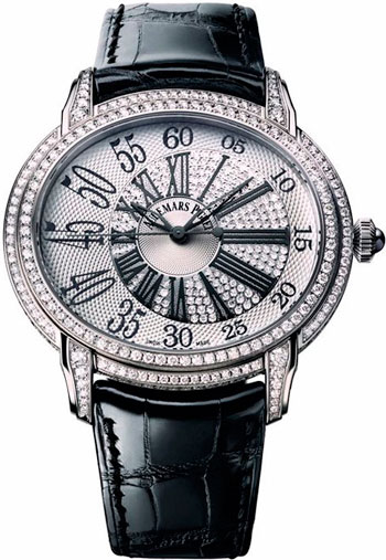 Millenary QEII Cup 2013 Limited Edition watch by Audemars Piguet