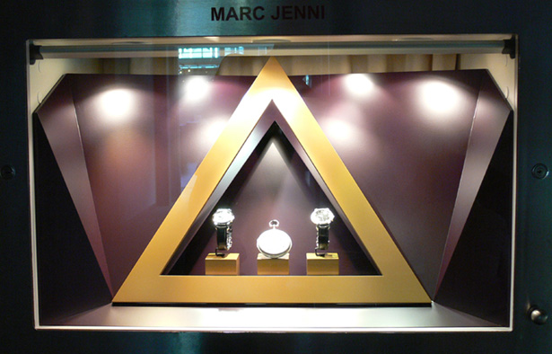 Marc Jenni watches