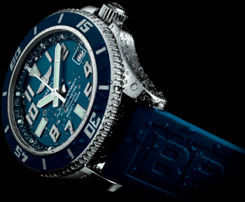 Breitling Superocean Blue 42 watch