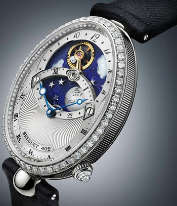 Reine de Naples Day/Night watch by Breguet
