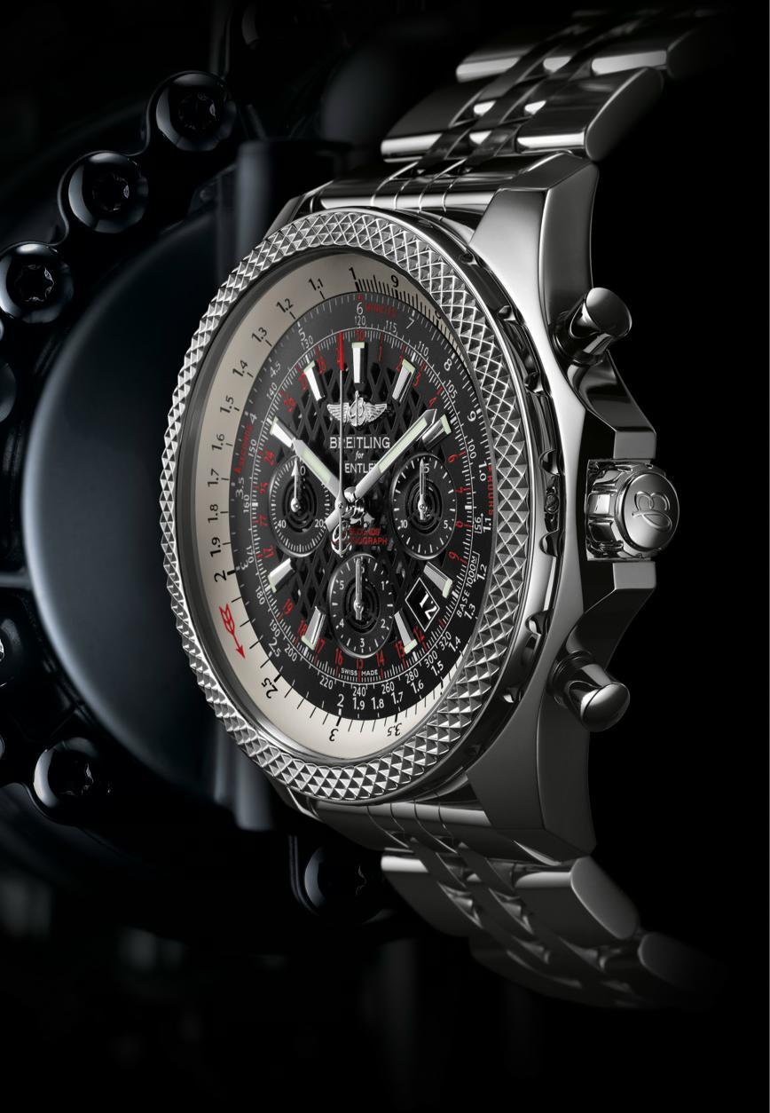 BaselWorld 2013: Breitling for Bentley B06 Chronograph