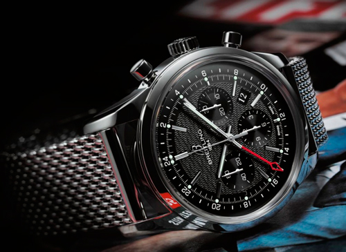 Transocean chronograph gmt by breitling - Best dive watches under 1000 ...