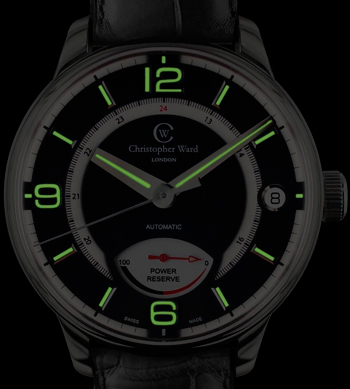 C-90 Power Reserve watch