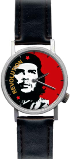 The Unemployed Philosophers Guild Che watch