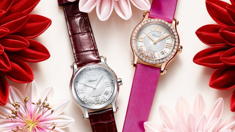 Valentine S Day A New Watch Happy Sport Automatic By Chopard