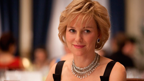 "Naomi Watts in ""Diana"" film"
