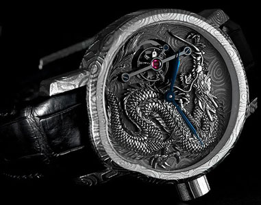 Cornelius & Cie Tourbillon Dragon