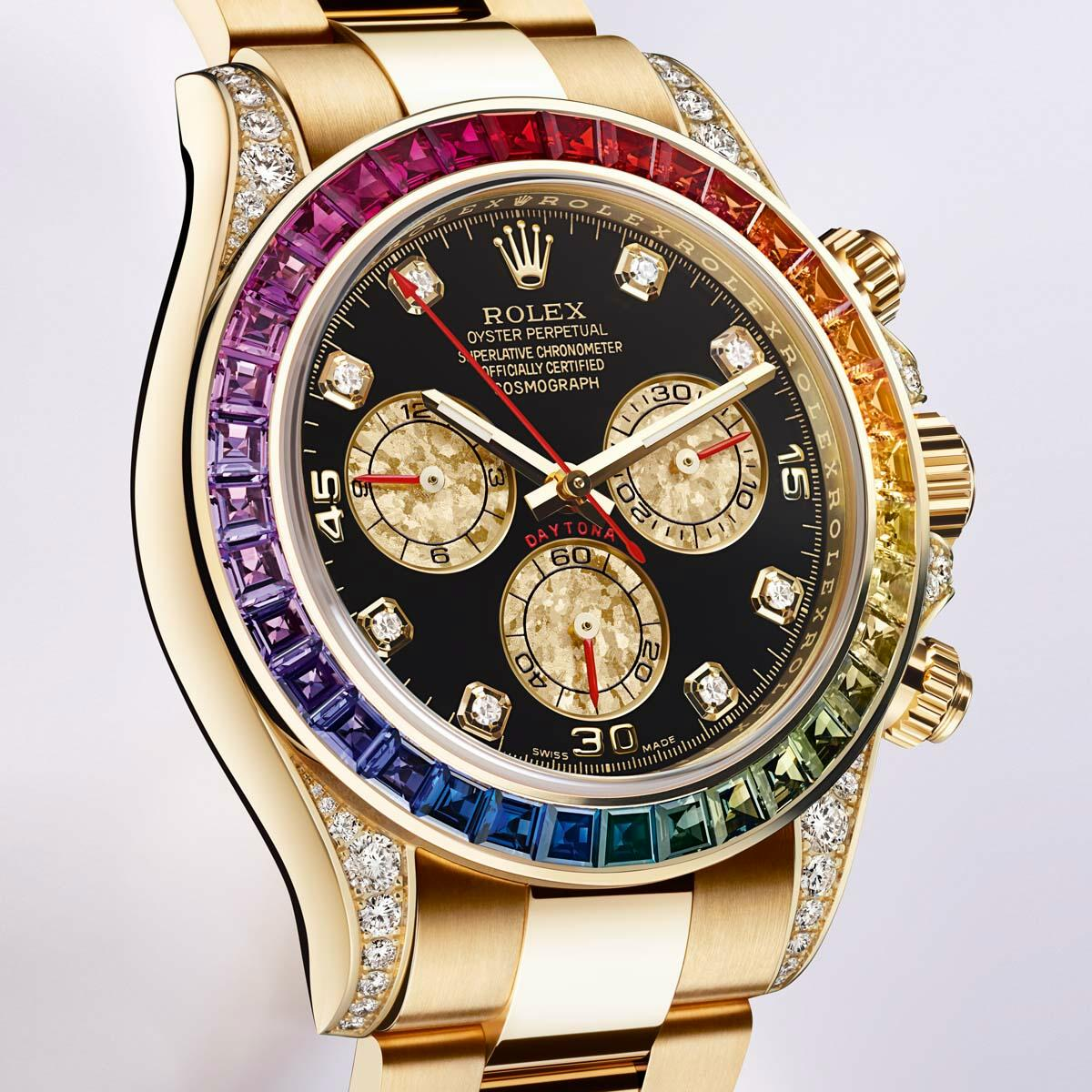 Photo Of Rolex Gold Watch