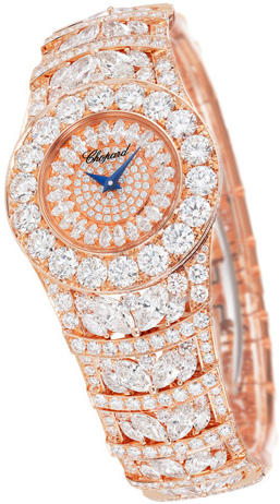 L'Heure du Diamant watch by Chopard