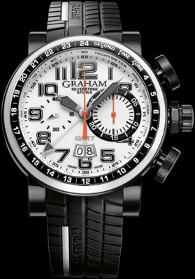 Silverstone Stowe GMT Tracklighted