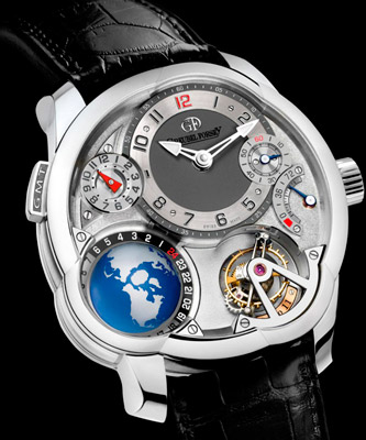 Greubel Forsey GMT watch