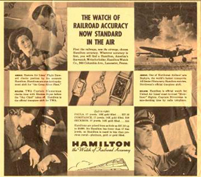 Hamilton Vintage Watches Exhibition - a long journey of XX century models with the American homeland in the heart of Moscow
