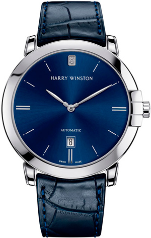 Harry Winston Midnight Collection Automatic 42mm (Ref. MIDAHD42WW002)