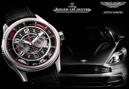 AMVOX7 Chronograph watch by Aston Martin with Jaeger LeCoultre