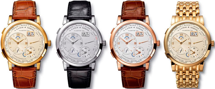 A.Lange & Sohne Lange 1 Time Zone watches