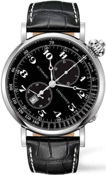 Avigation Mono-Pusher Chronograph Type A-7 watch