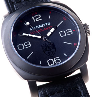 Magrette Kia kaha watch