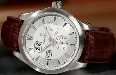 Manero Power Reserve watch by Carl F. Bucherer