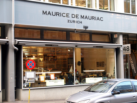 Maurice de mauriac watches for Maurice boutique