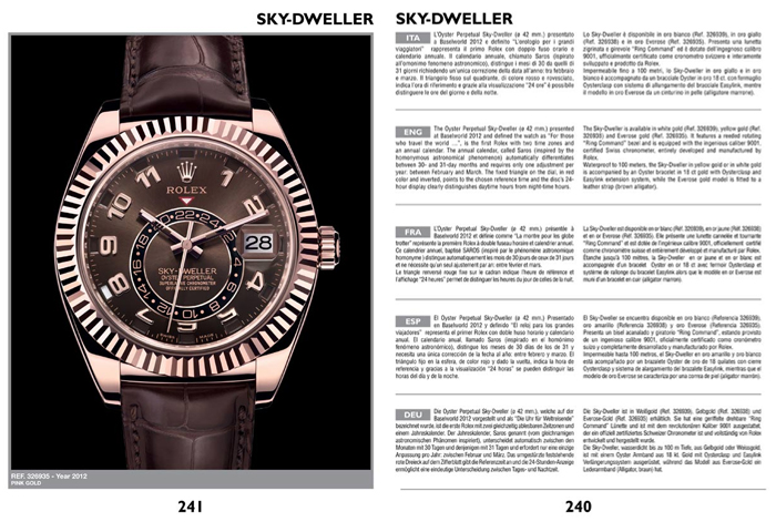 Total Rolex by Mondani Editore: Full Edition of the Legendary Watch Brand