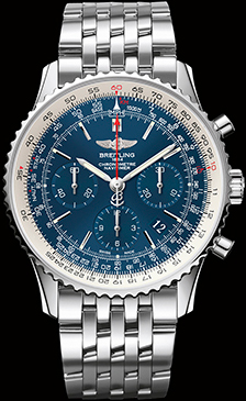 Navitimer Blue Sky Limited Edition 60th anniversary watch