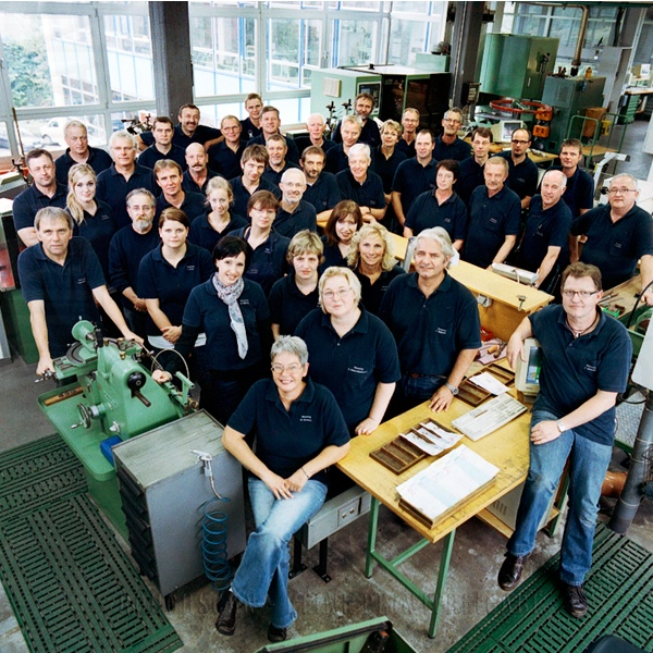 Team of Niessing company