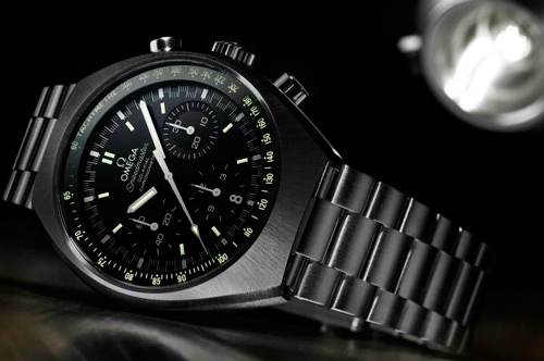Speedmaster Mark II watch by Omega