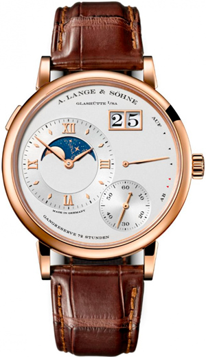 Grand Lange 1 Moon Phase watch by A. Lange & Söhne
