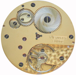 Retro 3 watch movement