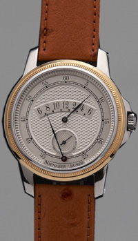 TRIO RETROGRAD Classical watch
