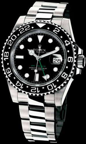 Rolex GMT Master II watch