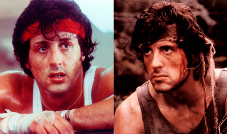 Rocky and Rambo