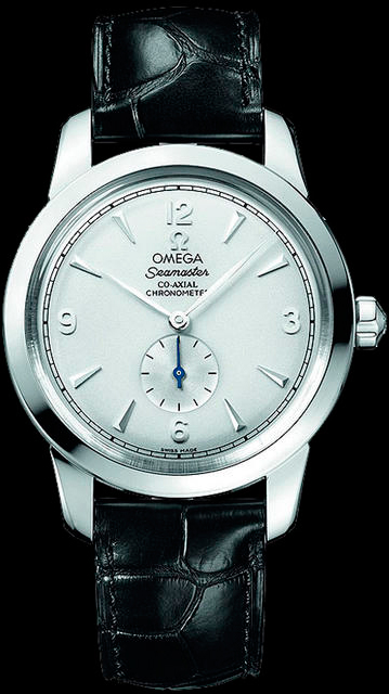 "Omega Seamaster 1948 ""Co-Axial London 2012"" watch"