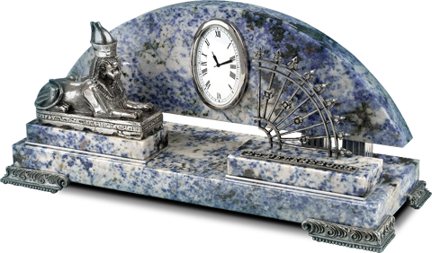 "Mantel clock ""Petersburg"""