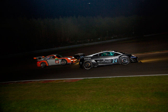 Blancpain Endurance Series, round 4, Spa-Francorchamps 2012 (BEL)