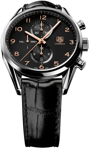 TAG Heuer Carrera Chronograph (Ref. CAR2014.FC6235)