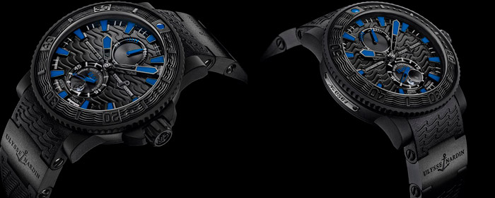 Ulysse Nardin Black Sea (Ref. 263-92-3C/923)