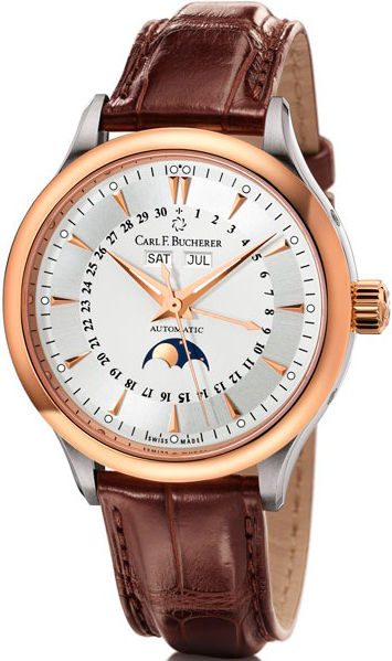 Carl F. Bucherer Manero MoonPhase Limited Edition (Ref. 00.10909.07.13.99)