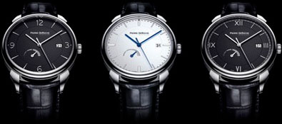 GrandCliff Pure watches by Pierre DeRoche