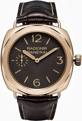 PAM 522 Radiomir Oro Rosso watch