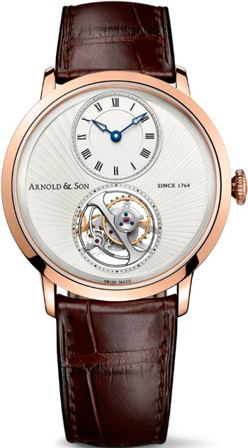 UTTE Tourbillon watch by Arnold & Son